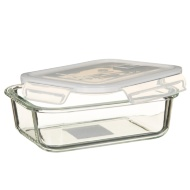 Glass Food Storage Container 1050ml