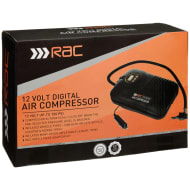 RAC Digital Air Compressor 12V
