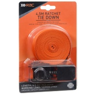 RAC Ratchet Tie Down 4.5m