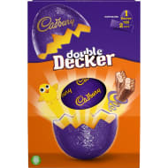 Cadbury Double Decker Large Easter Egg 287g