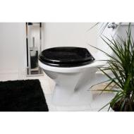 Phenomenal Glitter Toilet Seat Silver Bathroom Bm Short Links Chair Design For Home Short Linksinfo
