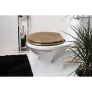 Phenomenal Glitter Toilet Seat Black Bathroom Bm Pabps2019 Chair Design Images Pabps2019Com