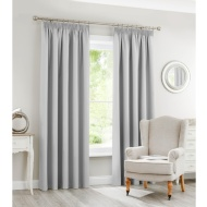Silent Night Blackout Fully Lined Curtains 66 x 72