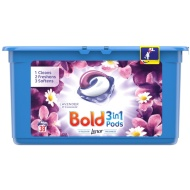 Bold 3-in-1 Pods 38 Washes - Lavender