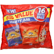 Burtons Mini Variety Bag 16pk