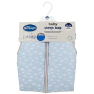 Silentnight Printed Baby Sleep Bag - Blue