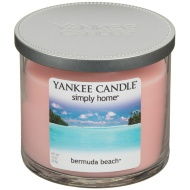 Yankee Candle Medium Tumbler Candle - Bermuda Beach