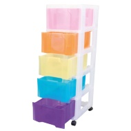 Really Useful Storage Tower 5 x 12L