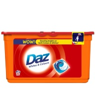 Daz White & Colour Pods 42pk