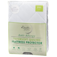Anti-Allergy Supersoft Quilted Mattress Protector King Size