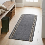 Lisbon Striped Washable Runner
