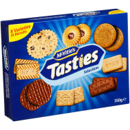 McVitie's Tasties Selection 33pk