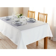 Essentials Tablecloth 132 x 230cm - White