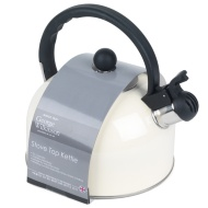 George Wilkinson Stove Top Kettle - Cream