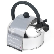 George Wilkinson Stove Top Kettle - Silver