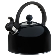 Stove Top Kettle - Black