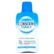 Corsodyl Daily Mouthwash 500ml - Cool Mint