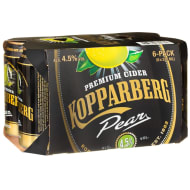 Kopparberg Pear Cider 6 x 330ml