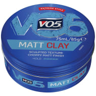 V05 Extreme Style Matt Clay 75ml