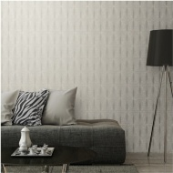 Muriva Solitaire Wallpaper - Pearl
