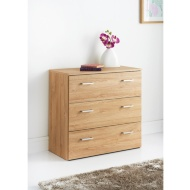Hansberg 3 Drawer Chest