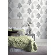 Arthouse Diamond Plain Wallpaper Black Decorating Amp