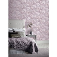 Arthouse Reverie Wallpaper - Blush
