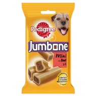 Pedigree Jumbone Mini - Beef 4pk