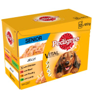 Pedigree Vital Protection Dog Food in Jelly 12pk - Senior