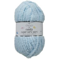 Cuddly Yarn - Blue
