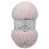 Cuddly Yarn - Pink