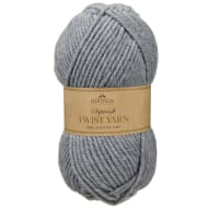 Supersoft Twist Yarn 100g - Grey