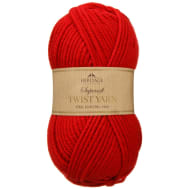 Supersoft Twist Yarn 100g - Red