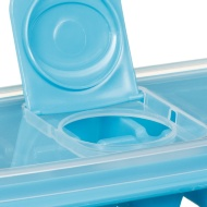 Anti Spill Ice Cube Tray