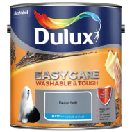 Dulux Easycare Matt Paint - Denim Drift 2.5L