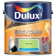 Dulux Easycare Matt Paint - Kiwi Crush 2.5L