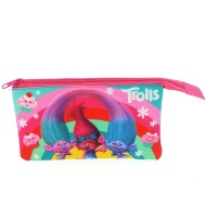 Trolls Two-Pocket Pencil Case