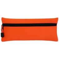 Neoprene Pencil Case - Orange