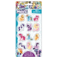 My Little Pony Erasers 12pk