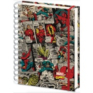 A5 Marvel Notebook