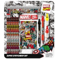Marvel Super Stationery Set 16pc