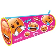Emoji Pencil Case - Pink