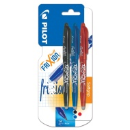 Pilot Frixion Triple Pack Assorted