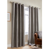 Oakley Oxford Chenille Curtains - 66 x 72