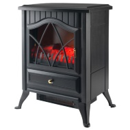 Beldray Log Effect Medium Stove 1800W