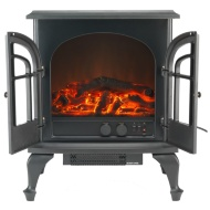 Beldray Log Effect Large Stove 2000W