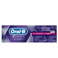 Oral-B 3D White Luxe Glamorous Shine Toothpaste 75ml