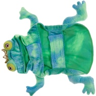 Dogs Novelty Fancy Dress Costume - Frog Prince