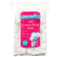 Cotton Wool Balls 200pk