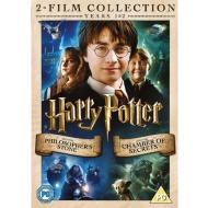 Harry Potter Film Collection - Years 1 & 2 DVD